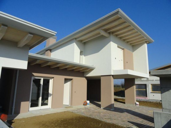 villa bifamiliare friuli edil tomada