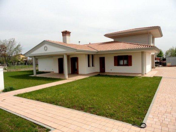Villa singola friuli edil tomada for Hai modellato piani di case a un piano